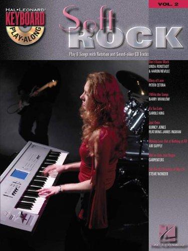 9781423417897: Soft Rock Vol.2 Keyboard Play-Along BK/CD (Hal Leonard Keyboard Play-Along)