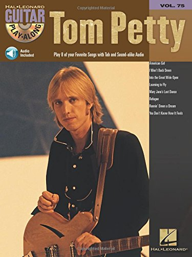 9781423418481: Guitar Play-Along: Volume 75: Tom Petty