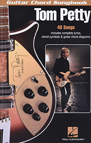 9781423418498: Tom Petty Guitar Chord Songbook Gtr Book (Guitar Chord Songbooks)
