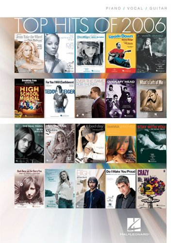 9781423418658: Top Hits of 2006 (Top Hits of Piano Vocal Guitar)