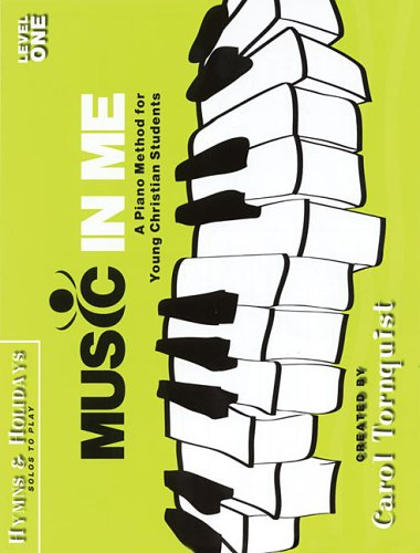 9781423418955: Music In Me Level 1 Hymns & Holidays Solos To Play