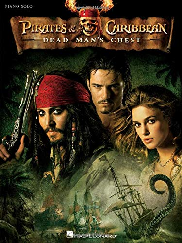 9781423419082: Pirates of the Caribbean - Dead Man's Chest - (Piano Solo Songbook)