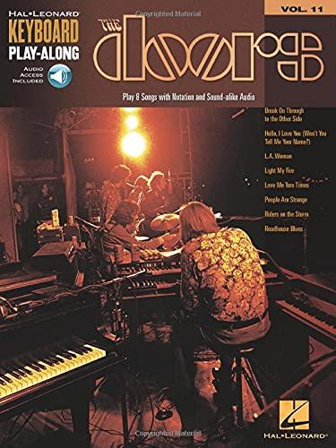 9781423419297: The Doors Vol.11 Keyboard Play-Along BK/CD (Hal Leonard Keyboard Play-along)