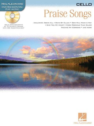 9781423419532: Praise Songs: Cello (Hal Leonard Instrumental Play-Along)