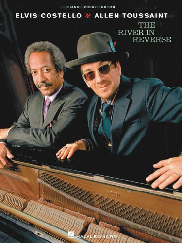 9781423420071: Elvis Costello and Allen Toussaint - The River in Reverse