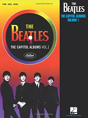 The Beatles The Capitol Albums Volume 1 (1423420322) by Beatles, The