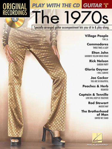 9781423420415: THE 1970S GUITAR VOLUME 5 W/CD (Play with the CD Guitar)