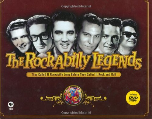 The Rockabilly Legends: They Called It Rockabilly: Jerry Naylor; Steve