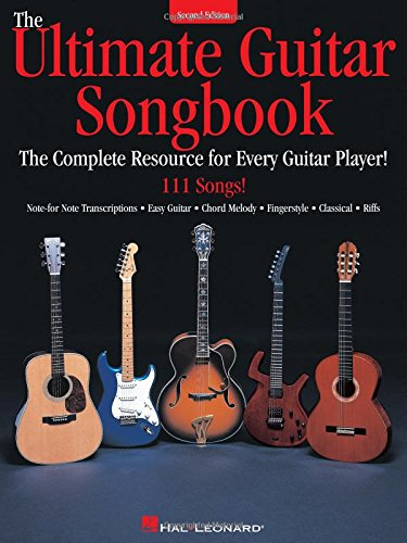 The Ultimate Guitar Songbook: The Complete Resource for Every Guitar Player!: Not Available (NA)