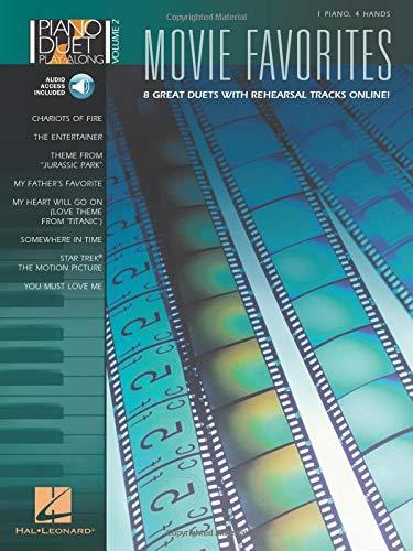 Movie Favorites [With CD]: Hal Leonard Publishing Corporation