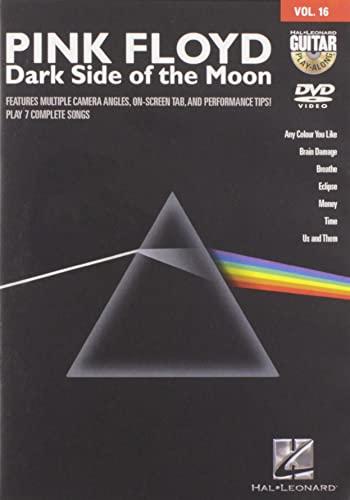 9781423421849: Pink Floyd - Dark Side of the Moon - Guitar or Lute - DVD