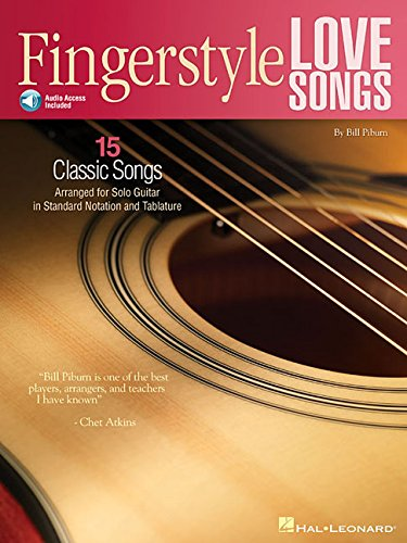Fingerstyle Love Songs: 15 Classic Songs Arranged: Hal Leonard Corp.;