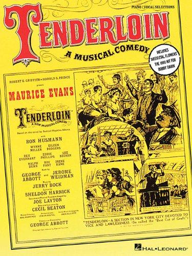 9781423421887: Tenderloin: A Musical Comedy (Vocal Selections)