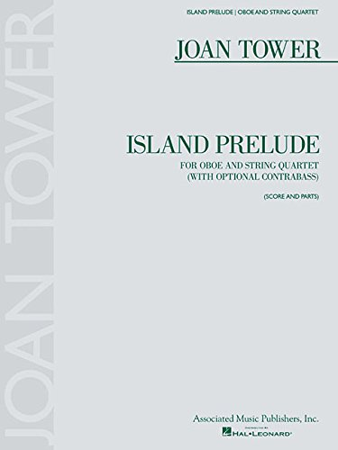 Island Prelude (Oboe, String Quartet, Optional Basa) Score and Parts