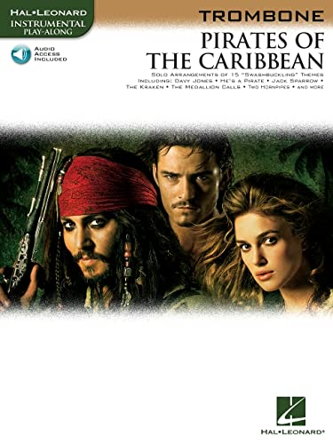 Pirates of the Caribbean (+CD) :for trombone
