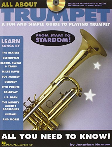 9781423422426: All About Trumpet BK/CD