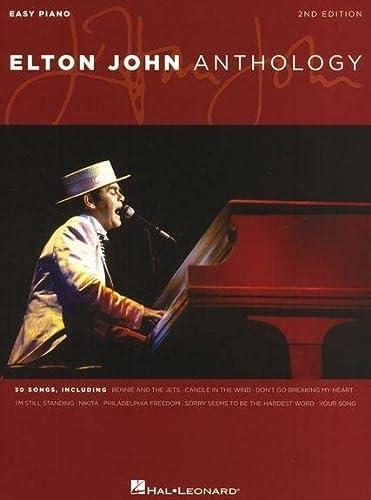 9781423422433: Elton john: anthology - 2nd édition chant