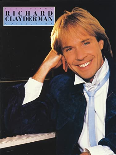 9781423422457: The richard clayderman collection for easy piano piano (Easy Piano (Hal Leonard))