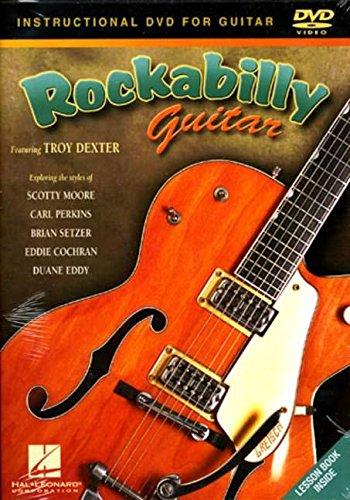 ROCKABILLY GUITAR DVD Format: DVD
