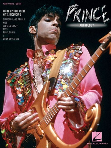 9781423422693: Prince Anthology