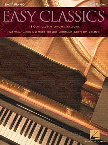 9781423422785: Easy Classics Easy Piano 2nd Edition