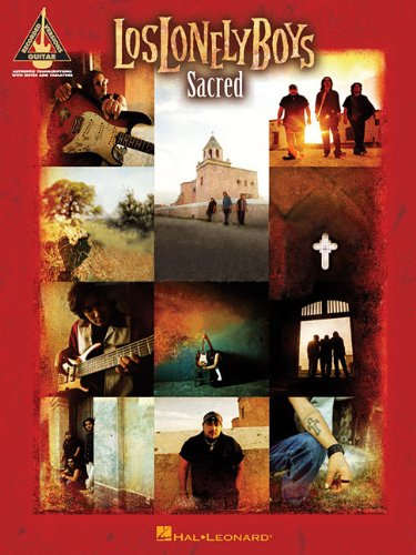 9781423422822: Los Lonely Boys - Sacred (Guitar Recorded Versions)