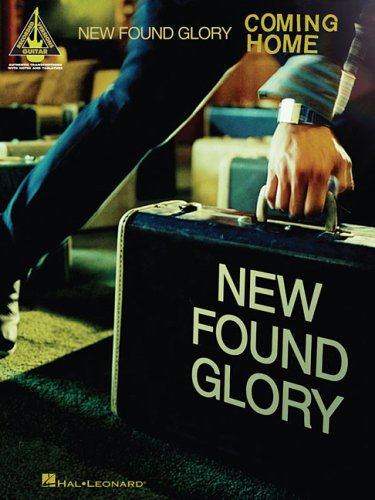 Coming Home (Guitar Recorded Versions): New Found Glory