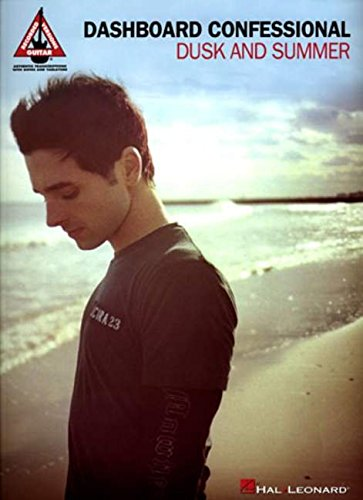 9781423423195: DASHBOARD CONFESSIONAL DUSK AND SUMMER (Guitar Recorded Versions)
