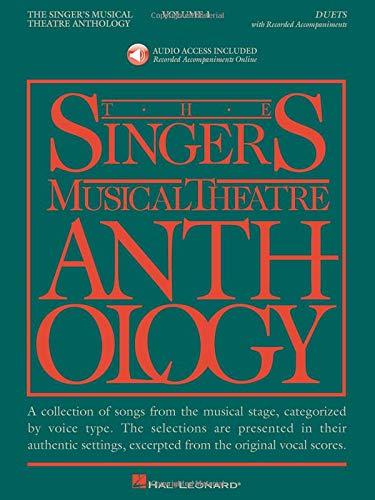 9781423423683: Singer's Musical Theatre Anthology - Volume 1: Duets Book/2 CDs Pack (Singers Musical Theater Anthology)