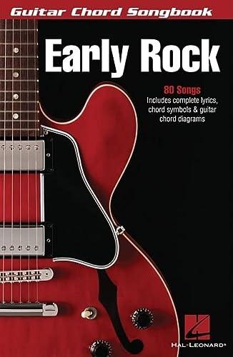 9781423423751: Early Rock (Guitar Song Chordbook)