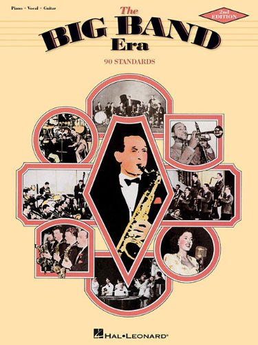 9781423424031: The big band era - 2nd édition piano, voix, guitare