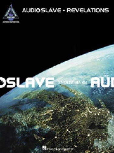 9781423424468: AUDIOSLAVE REVELATIONS (Guitar Recorded Versions)