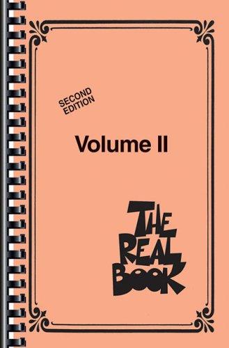 9781423424529: The Real Book - Volume II - Mini Edition: C Edition (Real Books (Hal Leonard))