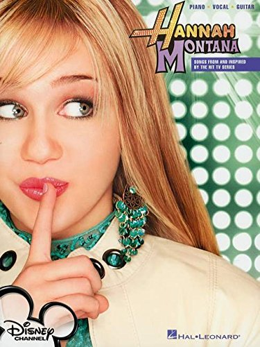 9781423424758: Hannah Montana: Songs from and Inspired by the Hit TV Series