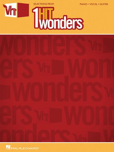 9781423424987: Selections from VH1 One Hit Wonders: Piano/Vocal/Guitar