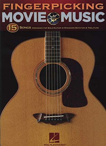 Fingerpicking Movie Music: Various