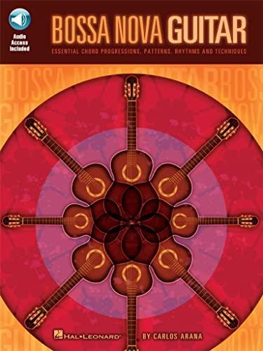 9781423425199: Carlos Arana Bossa Nova Guitar Gtr Book/Cd-