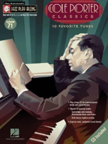 Cole Porter Classics (Jazz Play-Along Series)