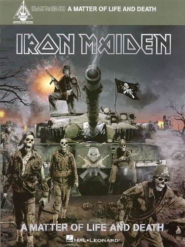 IRON MAIDEN -A MATTER OF LIFE AND: Iron Maiden