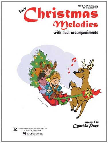 9781423426035: Easy Christmas Melodies Piano