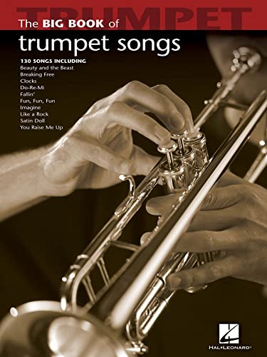 9781423426677: The Big Book Of Trumpet Songs. Trumpet Solo Book: Noten für Trompete (Big Book (Hal Leonard))