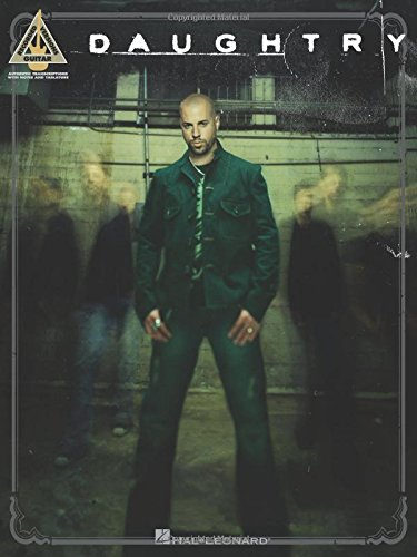 9781423427148: Daughtry (Recorded Versions Guitar)