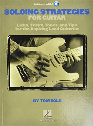 9781423427407: Soloing Strategies for Guitar - BkOnline Audio