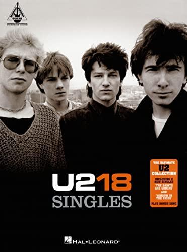 9781423427551: U2-18 Singles (Recorded Versions Guitar)