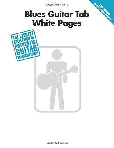 9781423427711: Blues Guitar Tab White Pages