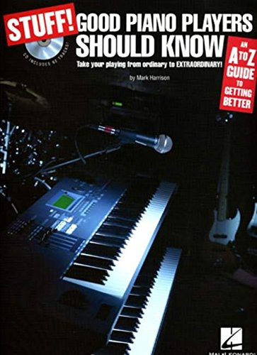 9781423427810: Stuff! Good Piano Players Should Know BK/CD