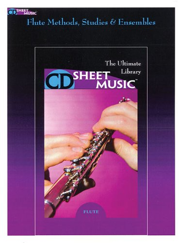 Flute Methods Studies And Ensembles: The Ultimate Collection (9x12): Various