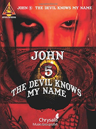 9781423428497: The Devil Knows My Name (Guitar Recorded Versions) (Recorded Versions Guitar)