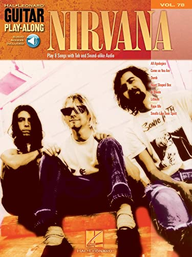 9781423428640: Nirvana Guitare +CD (Guitar Play-Along)