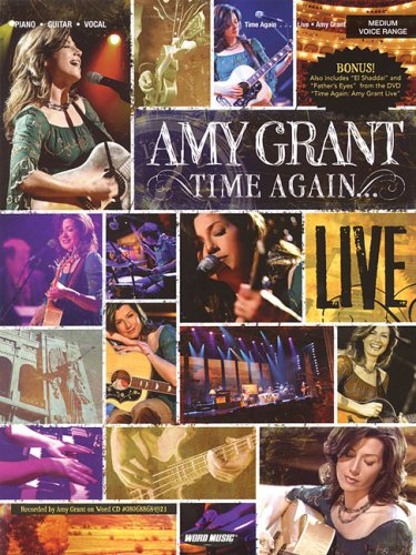 TIME AGAIN AMY GRANT LIVE (1423428676) by Amy Grant